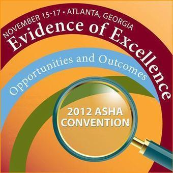 Call for 2012 ASHA Convention Bloggers! | Speech-Language Pathology | Scoop.it