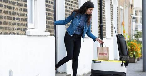 Skype-milliardær slår sig sammen med Just-Eat: Nu kommer mad med robotbud | Fagkonsulenten | Scoop.it