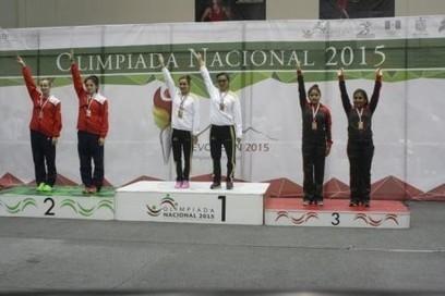 Suma gimnasia de trampolín dos bronces en Olimpiada Nacional | Revista Magnesia | Scoop.it