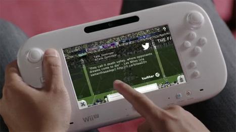 Nintendo to embrace Social TV   Nutrition & Health   Scoop.it