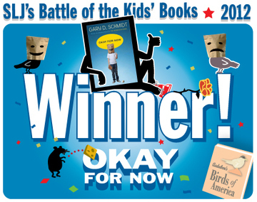 And the Winner of SLJ's Battle of the Kids' Books Is... | LibraryLinks LiensBiblio | Scoop.it