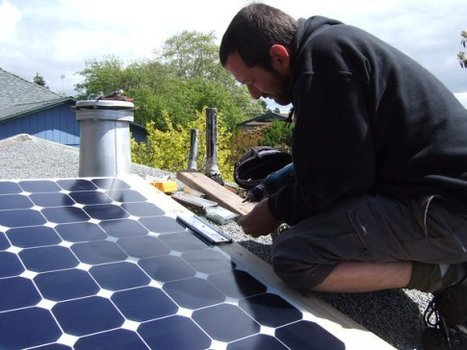 To Build Your Own Solar Panels? DIY Solar Panels for Home Use! |Internet and Businesses Online | Internet and Businesses Online | Scoop.it