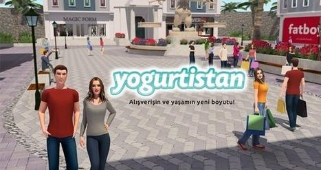 [Turquie] Yogurtistan fait de Facebook la porte d'entrée de son centre commercial virtuel | Le futur de commerce : la fin du magasin ? | Scoop.it