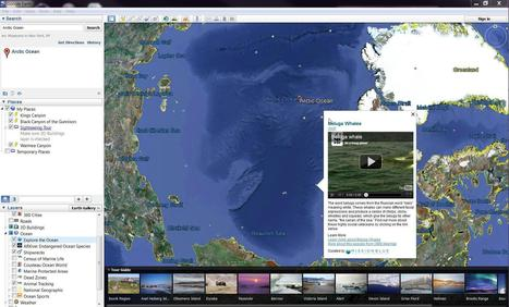 Google Earth | K-12 Web Resources - History & Social Studies | Scoop.it