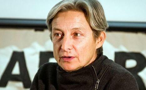 Judith Butler casse les idées reçues autour des études de genre | Women and Art: Contextualizing women's individual artistic output within the crossings of international history, social belonging, and political intent. | Scoop.it