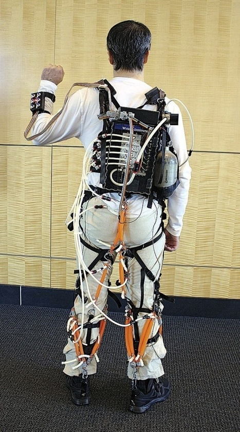 Power Dressing: why it's exoskeleton time | Managing Technology and Talent for Learning & Innovation | Scoop.it