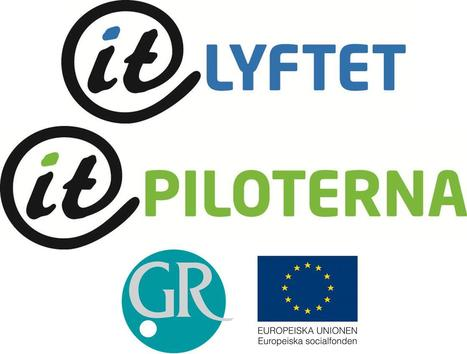 IT-piloterna & IT-lyftet | Folkbildning på nätet | Scoop.it