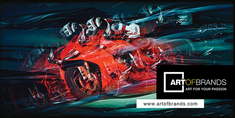 Ducati Motor Holding and ArtOfBrands to prolong their partnership | Motorcycle Industry News | Scoop.it
