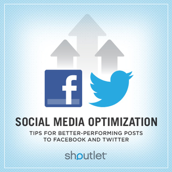 Social Media Optimization: Tips for Better-Performing Posts to Facebook and Twitter | Social Media with Coffee | Scoop.it