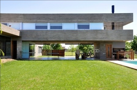 KM House / Estudio Pablo Gagliardo | Residential Architecture and Interior Design | Scoop.it