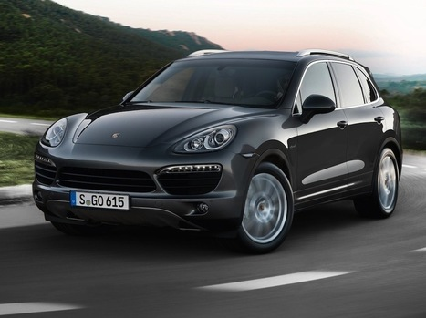 Porsche owners spend most on optional extras - Motors.co.uk | Used Cars | Scoop.it
