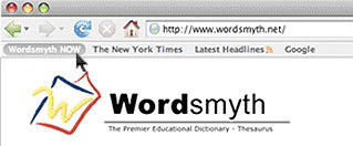 "Free On-Line English Dictionary | Thesaurus | Children's, Intermediate Dictionary | Wordsmyth | Educational Technology - ""Techmecula"" 