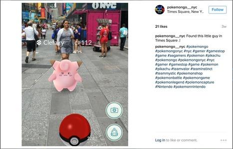 ¿Puede Pokémon GO transformar nuestros espacios públicos? | #territori | Scoop.it