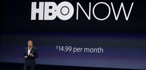 HBO Now, l'offre de SVOD qui veut concurrencer Netflix | (Media & Trend) | Scoop.it