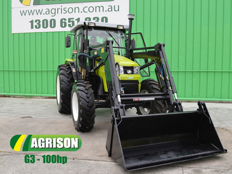 Washblog || Advantage of Buying Agrison Tractors | Agrison Tractors Reviews | Scoop.it