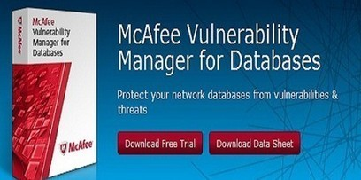 McAfee lanza nueva solucion de seguridad para proteger base de datos - Revista Generacción | social media | Scoop.it