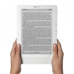 eReader Comparison | Chamber Four | Accessible Educational Materials | Scoop.it