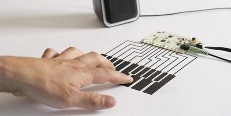 Touch Board: convierte cualquier superficie en interactiva   geometrias barrocas   Scoop.it