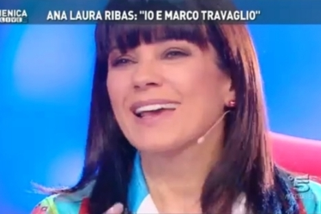 "Ana Laura Ribas a Domenica Live: ""Ho cenato ... - Gossip Fanpage | JIMIPARADISE! | Scoop.it"
