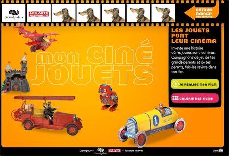 """""""Mon ciné jouets"""" pour créer ton film   FLE enfants   Scoop.it"""