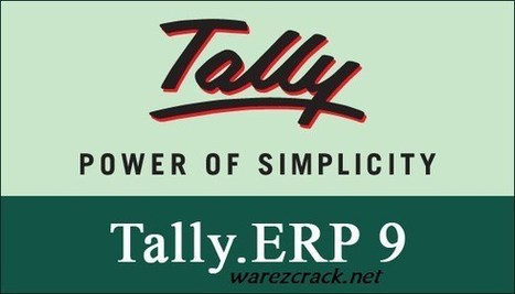 Tally Erp 9 Crack with Activation Key Download Full Version  | cracknpatch | Scoop.it