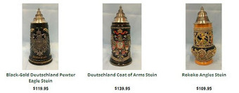 German Beer Steins and Mugs: Collect Your Favorite German Beer Steins at Reasonable Price!   German Beer Steins and Mugs   Scoop.it