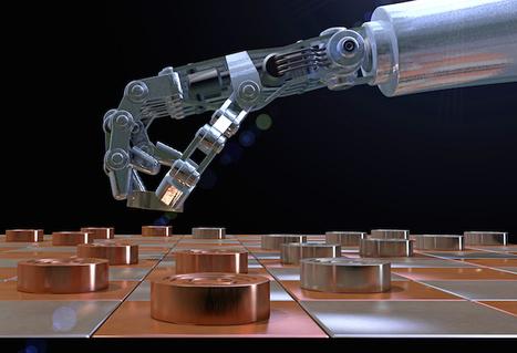 Intelligence artificielle en passe de réaliser des sauts quantiques | InnovationMarketing | Scoop.it