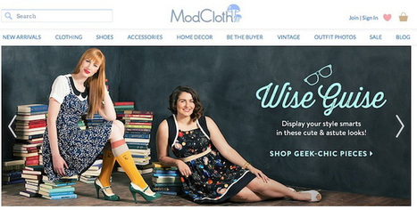 Online Fashion Company ModCloth Lays Off 70 Employees ... | Fae FAshions | Scoop.it