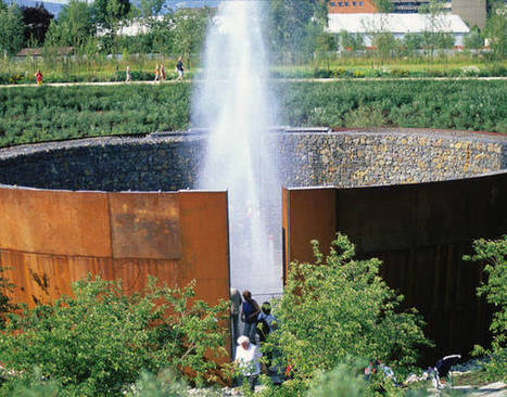 Aqua Magica Park: The Dark Magic of Ephemeral Experience in Landscape Architecture - Landscape Architects Network | The Integral Landscape Café | Scoop.it