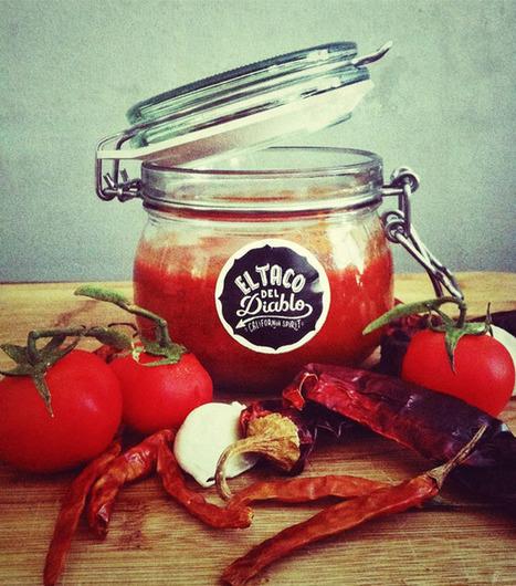 el taco del diablo | food truck | bordeaux | le coin de Joelle | un blog | lifestyle, cuisine & voyages | El Taco Del Diablo | Scoop.it