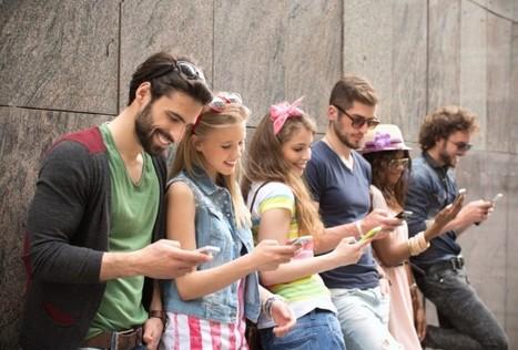 Applications mobiles et social media : Bienvenue à Chuck App ! | Marketing et Communication Innovante | Scoop.it
