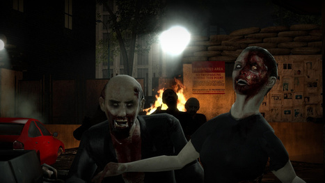 Zombie Game Creator Defends Allowing Players To Kill Undead Children | videojuegos | Scoop.it