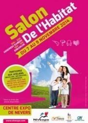 Salon de l'habitat de Nevers du 7 au 9 novembre 2014 | ventilairsec | Scoop.it