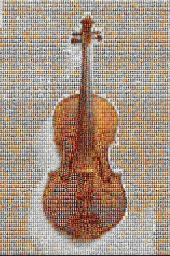 Violen van vier eeuwen - Eos Wetenschap | Klassieke muziek van Oude muziek tot Modern | Scoop.it