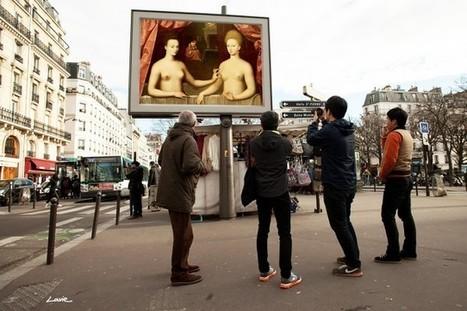 Etienne Lavie : de l'art dans la pub | #Graphisme #Webdesign #Communication #Publicité | Scoop.it