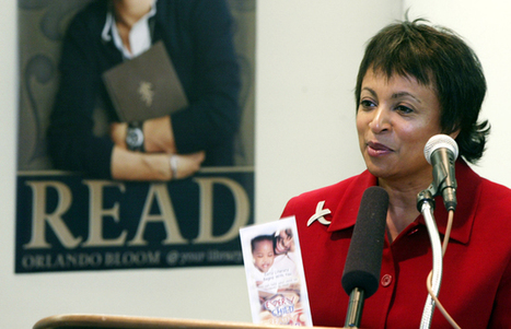 Obama nominates Carla Hayden as Librarian of Congress | Libraries, Books, and Writing | Scoop.it