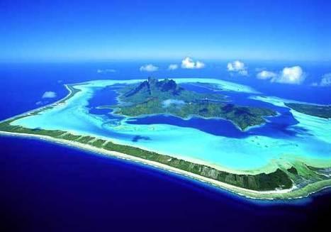 Bora Bora - French Polynesia (Pacific ocean)   Ibiza Rome   Scoop.it
