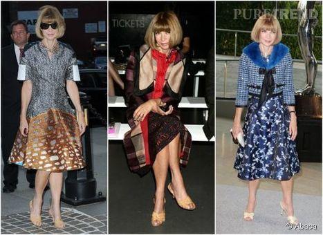 Anna Wintour, Terry Richardson... les lubies mode des ... - Puretrend.com | Infos Mode, Beauté , VIP, ragots, buzz ... | Scoop.it