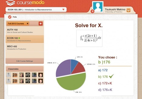 Coursemodo Launches Elearning Platform to Increase In-Class Engagement | academic literacy development | Scoop.it