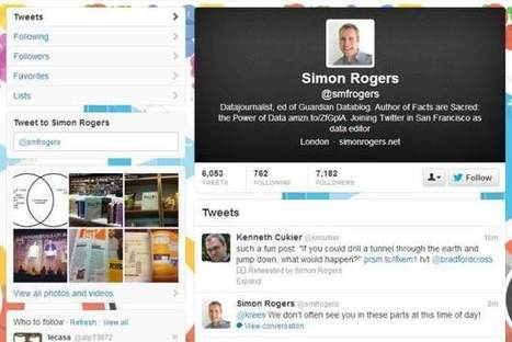 Twitter Hires Data Editor To Tell Stories From Tweets - PSFK | Publishing | Scoop.it