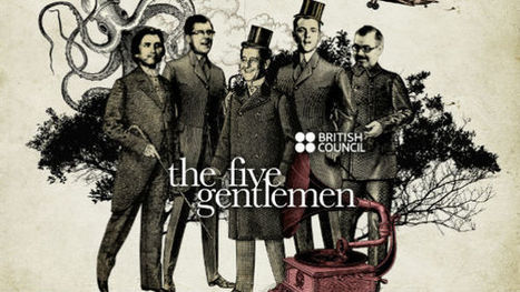 British humour for English learners | British Council Voices | English Lessons | Scoop.it