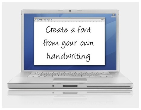 """Font Generator - Make Your Own Handwriting Font With Your Fonts 