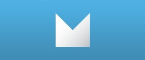 """""""Magin"""" - The Brand-New Mail Client For iPhone 