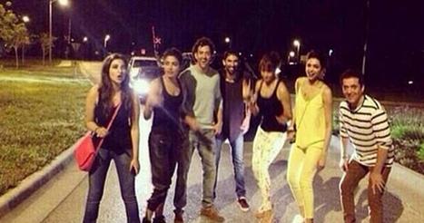 बॉलीवुड सितारे भी मस्ती करने में पीछे नहीं | Entertainment News in Hindi | Scoop.it