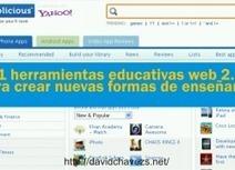 101 herramientas educativas web 2.0 para crear nuevas formas de enseñanza | Formación 2.0 y Tic´s | HERRAMIENTAS EDUCATIVAS | Scoop.it