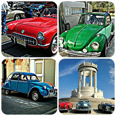 4°Raid dell'Adriatico ad Ancona, domenica 26 auto d'epoca in mostra alla Mole | La Terrazza ancona | Scoop.it