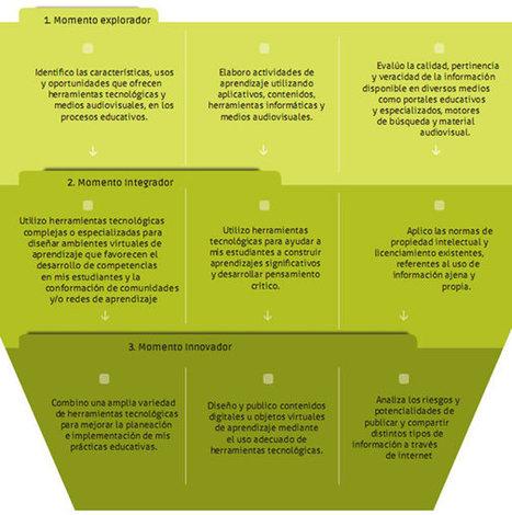 Eduteka - Competencias TIC para el desarrollo profesional docente | TICs y Redes educativas | Scoop.it