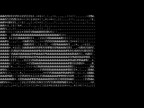 20tig02.gif (640×480) | ASCII Art | Scoop.it