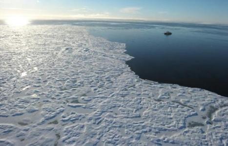 Douceur anormale sur l'Arctique, plus de 0 degré au Pôle Nord | The Blog's Revue by OlivierSC | Scoop.it