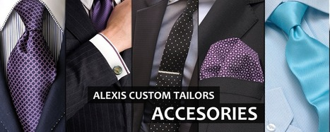 ALEXIS CUSTOM TAILORS: Customer tailoring your dressing needs | Fashion | Scoop.it